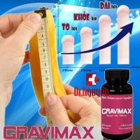 Viên uống chống xuất tinh sớm CRAVIMAX