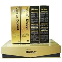 Viên sủi Diabet Hỗ Trợ Điều Trị Tiểu Đường
