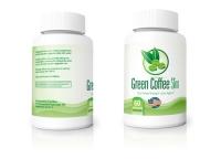 Viên uống giảm cân Green Coffee Slim USA cho vóc dáng thon gọn