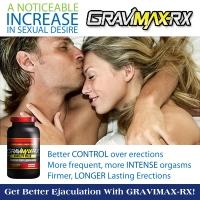 Hỗ trợ điều trị xuất tinh sớm GRAVIMAX - RX tận gốc