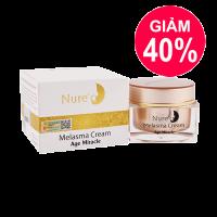 Kem trị tàn nhang Nure'o Melasma Cream