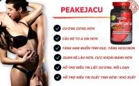 Peakejacu - Viên uống tăng kích cỡ cậu nhỏ, trị xuất tinh sớm