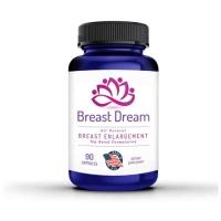 Viên uống nở ngực Breast Dream tạm biệt vòng ngực nhỏ